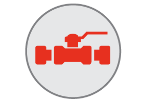 gas line services icon