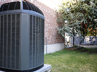 Air Conditioning Service Installation Outside